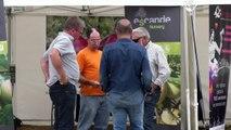 Alpes-de-Haute-Provence :  au coeur des vergers de Sisteron le salon plein champ  a fait l'innovation