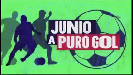 """PROMO """"JUNIO A PURO GOL"""" (JUNIO 2018) EN DISNEY XD"""