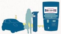 Payer son stationnement dans la rue à Bordeaux