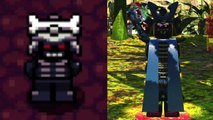 Lego Ninjago: Lord Garmadon Evolution - In Lego Videogames