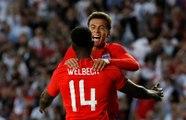 L'Angleterre assure face au Costa Rica