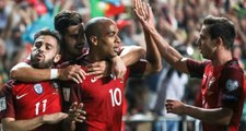 Portekiz, Hazırlık Maçında Cezayir'i 3-0 Yendi
