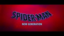 SPIDER-MAN: New Generation (2018) Bande Annonce VF -HD