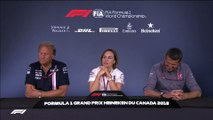 F1 2018 Canadian GP - Friday (Team Principals) Press Conference