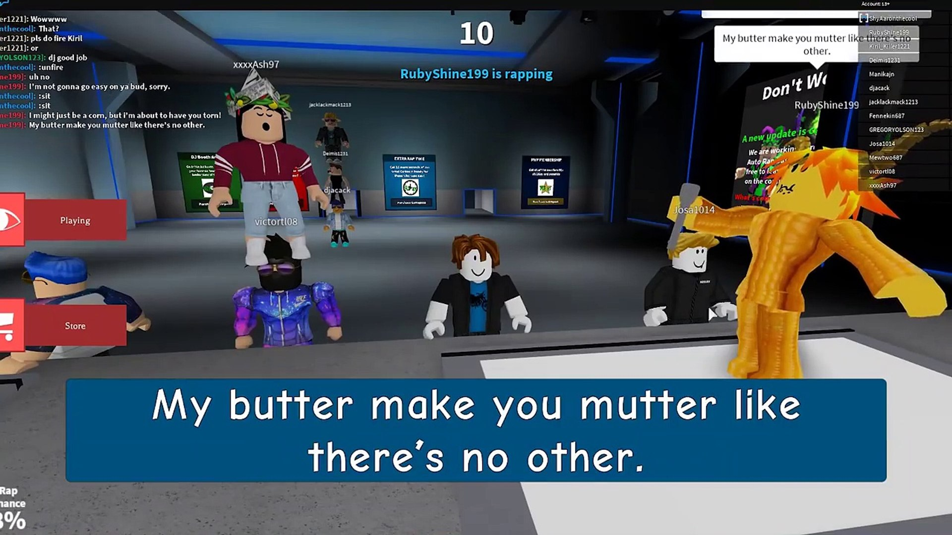 Roblox Rap Battles But They Can T Spell Video Dailymotion