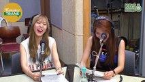 [ENG SUB] 150706 Mamamoo on Super Junior Kiss the Radio