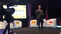 "Uche Osuji, GM Network Performance & Quality Assurance at MTN taking the next session on ""Expanding Nigeria's Technology Frontiers: The Roadmap to 5G"" #TechFest"