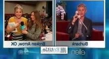 Ellen The Ellen DeGeneres Show S11 - Ep112 Jimmy Kimmel, Allison Williams HD Watch