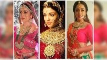 Neha Pendse imitating Aishwarya Rai's look from Jodha Akbar, looks pretty as a Princess | FilmiBeat