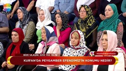 Prof. Dr. Mustafa Karataş ile Sahur Vakti 51. Bölüm - 5 Haziran 2018