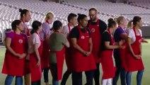 Masterchef Australia - S10 E8 - Team Challenge: MCG - May 16, 2018 || Masterchef Australia 10X8 || Masterchef Australia 5/16/2018 part 2/2