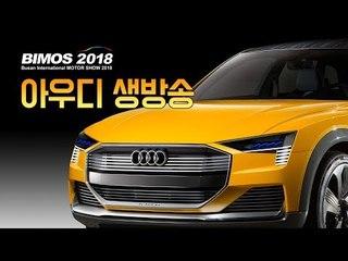 '2018 부산모터쇼' 아우디 부스 집중 탐구