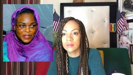 Vidéo_ Message émouvant de Malika la femme de Assane Diouf à Mariéme Faye Sall