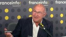 """Pour Michel Sapin, l'engouement actuel autour de François Hollande prouve qu'""""il existe un terrain politique entre Mélenchon et Macron"""""""
