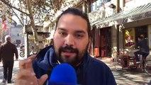 Artista Callejero: Matías Guajardo nos presenta el Erhu instrumento Chino desde Santiago de Chile.