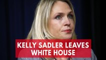 White House Aide Kelly Sadler Out After Not Apologizing Publicly For 'Dying' John Mccain Comment