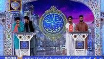 Shan e Iftar – Segment – Shan e Sukhan - (Bait Bazi) - 8th June 2018