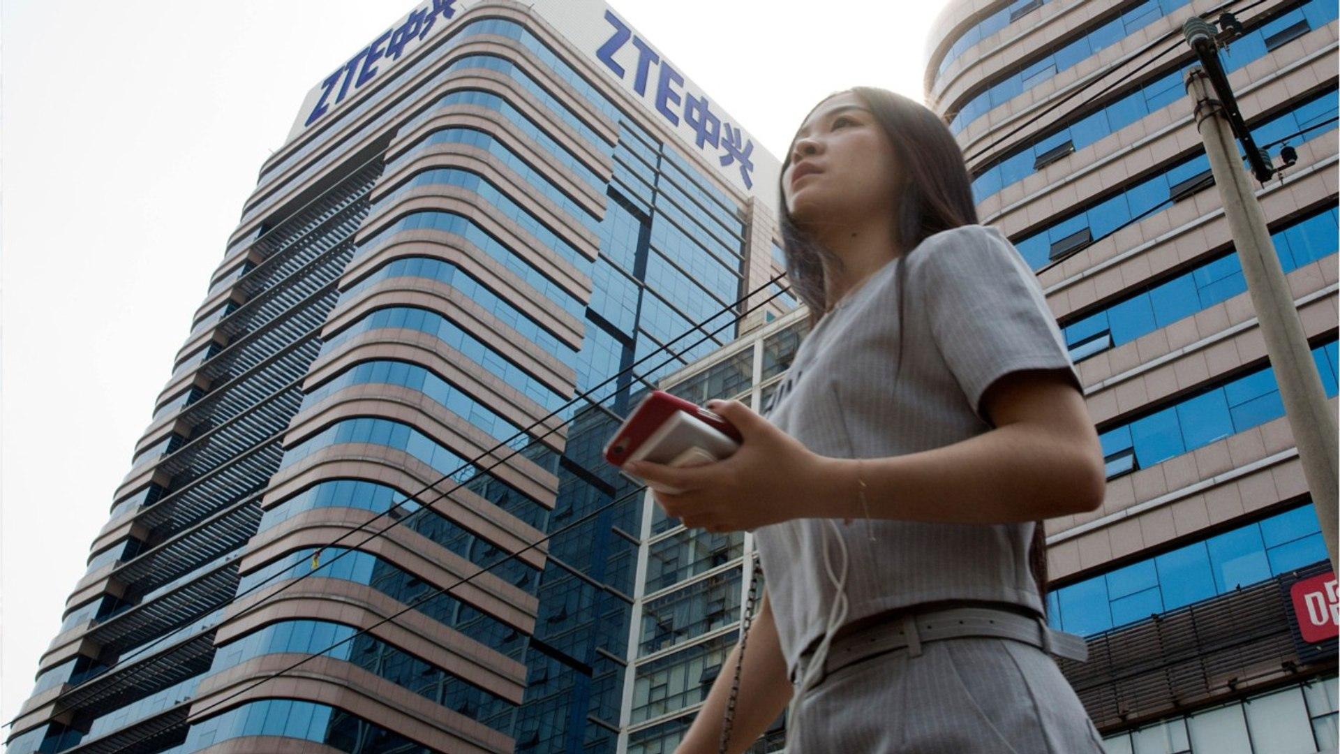 ZTE Corporation Pays $1 Billion Fine