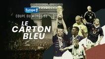 """Coupe du monde 98, """"le carton bleu"""" : coup d'envoi ! la montée en puissance des Bleus sur fond de hooliganisme (épisode 2)"""