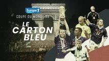 """Coupe du monde 98, """"le carton bleu"""" : la France derrière les Bleus (épisode 3)"""