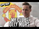 MY CLUB: OLLY MURS REVEALS HIS LEAST FAVOURITE MAN UNITED PLAYER EVER | SPORF