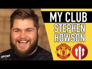 DE BRUYNE IS THE BEST PLAYER IN BRITAIN! | STEPHEN HOWSON MY CLUB | SPORF