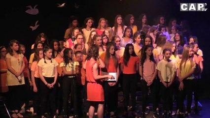 École en choeur : les chorales de l'académie de Nice