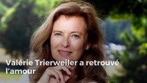 Valérie Trierweiler a retrouvé l'amour avec Romain Magellan