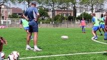 Féminines / Avant OGC Nice - HAC : interview de Thierry Uvenard