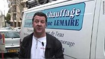 Lemaire Dominique à Drancy Travaux de chauffage plomberie sanitaires