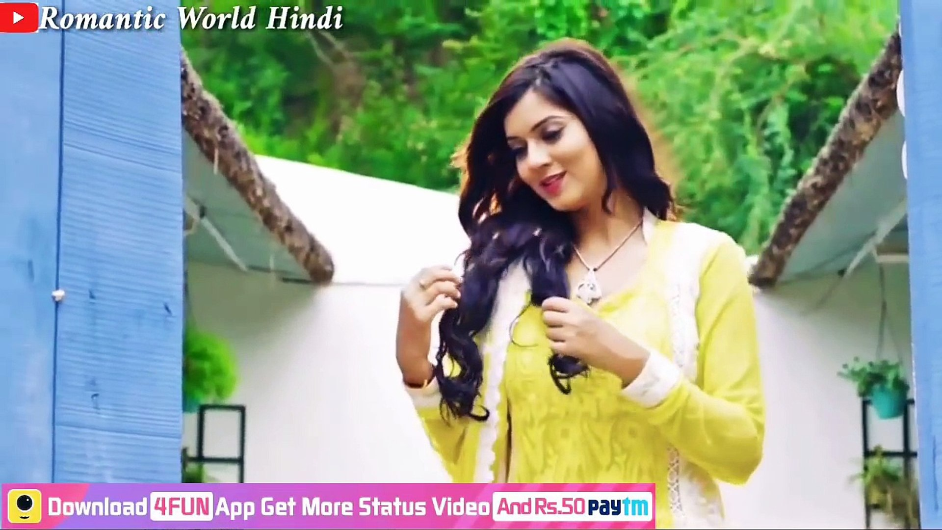 New whatsapp status video -sweet love status - Guru Randhawa song Status-Ban ja tu meri rani status,