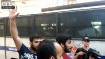 Karne eylemine polis müdahalesi: Polis aracında öğreciye darp
