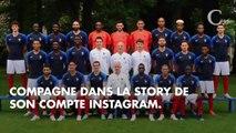 Lucas Hernandez, défenseur de l'équipe de France, va devenir papa pour la première fois
