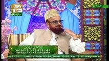 Naimat e Iftar - Segment - Ilm o Agahi Ka Safar (Part 2) - 8th June 2018