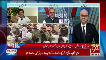 Breaking Views With Malick - 8th June 2018