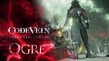 Code Vein - Blood Veil Trailer #1 - Ogre