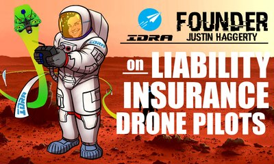 IDRA - Drone Pilot Insurance