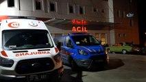 Tosya'da İftar Saatinde Bıçaklı Kavgada 1 Kişi Yaralandı