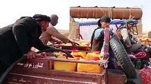 خشکسالی در اندخوی حتی دسترسی مردم به آب آش�