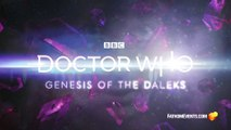 Doctor Who: Genesis of the Daleks: Fathom Events Trailer