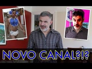 SETH DE FRALDA? -- TRAILER DO NOVO CANAL