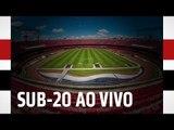 PAULISTA SUB-20: SÃO PAULO X NACIONAL | SPFCTV