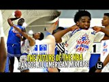 SO MANY FUTURE NBA STARS!! Pangos All American Camp Mixtape! Kyree Walker, Ziare Wade & More!
