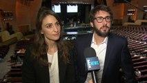 Sara Bareilles & Josh Groban Talk Tag Teaming Tony Awards