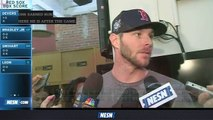 Chris Sale Says Added Rest Helped