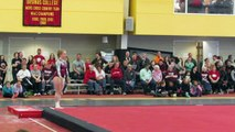 Lauren Pocius Springfield Floor NCGA Regionals 2015