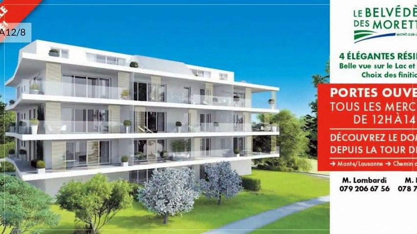 A vendre - Appartement - Le Mont-sur-Lausanne (1052) - 3.5 pièces - 95m²