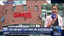 Un enfant meurt dans un accident d'ascenseur dans un centre commercial d'Argenteuil