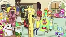 rick and morty Total Rickall 1/3 - video dailymotion