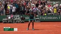 Roland-Garros 2018 : Cori Gauff renverse la finale Juniors !